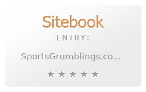 Sports Grumblings review