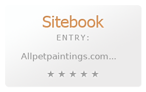 All Pet Paintings review