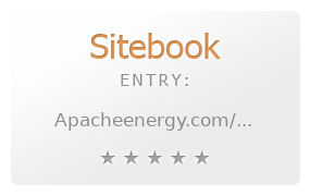 apache energy review