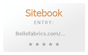 Belle Fabrics Industries, Inc review