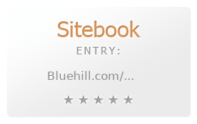 Blue Hill review