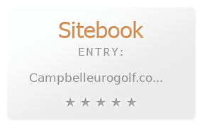 Campbell Eurogolf Tours review