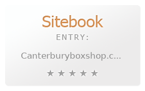 Canterbury Box Shop review