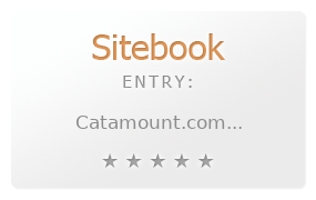 Catamount Softwares Home Page review