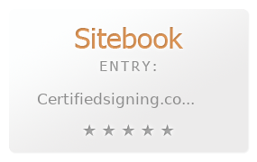 certified signing services, inc. review