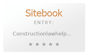 Construction Law Helpline review