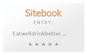 Eat Well and Drink Better review