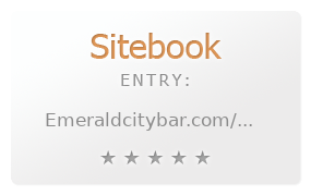 The Emerald City Bar review