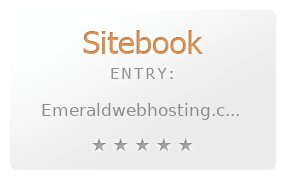 Emerald Web Hosting review