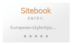 European Style Tips review