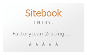 Factory Team2Racing and Motorsports review