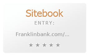 Franklin Bank review