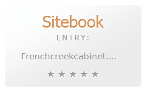 French Creek Cabinet Co., Ltd. review