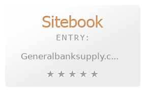General Bank Supply review