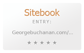 buchanan, george review