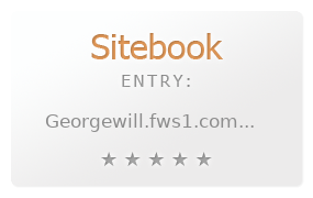 Sweeney, George review