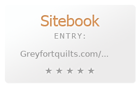 Grey Fort Quilts review