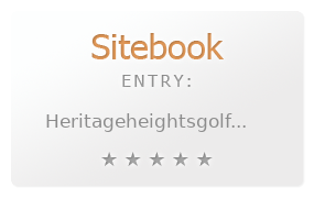 Heritage Heights Golf and Curling Club review