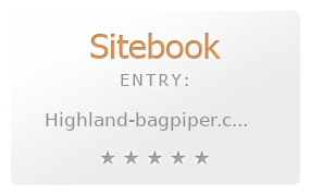 Campbell Fraser, Callum - Highland Bagpiper review
