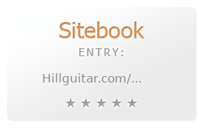 Hill Guitar Company review