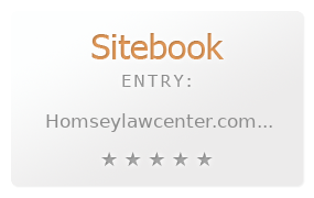 homsey law center review