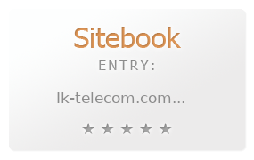 The official web-site of the firm IK-Telecom, Finland, manufacturer of base station antenna-feeder s review