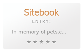 In Memory Of Pets review