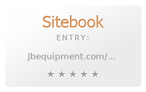 J & B Equipment review