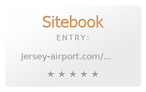 jersey airport (jer) review
