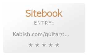 Kabish.com: Acoustic Guitar Tablature Archive review