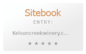 Kelson Creek Winery review