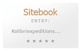 Kolibri Expeditions review