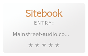 Main Street Audio review