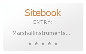Marshall Instruments, Inc. review