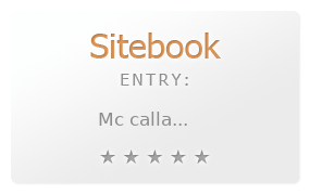 Mc Calla Alabama