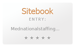 Med-National Staffing Solutions Inc. review