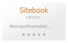 Metropolitan Ballet Academy and Related Arts review