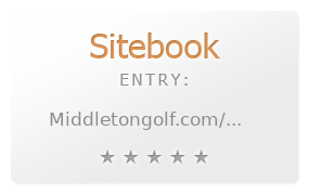 Middleton Golf Course review