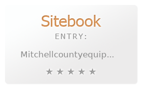 Mitchell County Equipment Company review