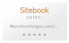 MPC Church Signs review