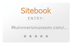 the riverfront mummers museum review