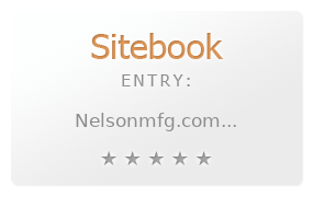 Nelson Manufacturing Company review