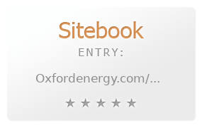 oxford energy associates review