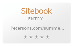 Petersons Summer Opportunities review