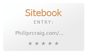 craig, philip r. review