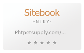 PHT Pet Supply review