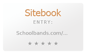 school band and orchestra web links review