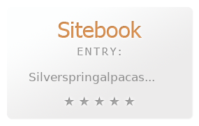 Silver Spring Alpacas of Los Olivos review