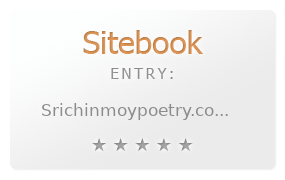 Sri Chinmoy Poetry review