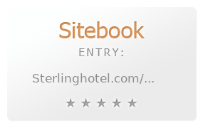 the sterling hotel review